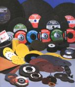 Picture of abrasives.